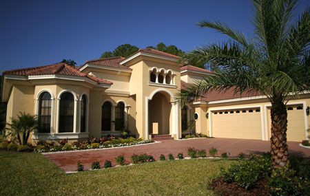 Florida House Plans Coastal Beach Pool Home plan Designs FL ...