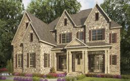 Luxury Marion Manor House Plan
