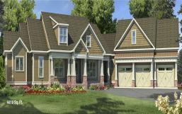 Surry Hill Craftsman House Plan