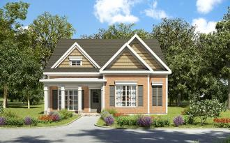 Elegant House Plans Collection of Builders Floor Plans Architectural Drawings Blueprints by licensed Home Building Designers.
