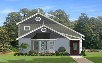 Blueprints for custom home building contractors