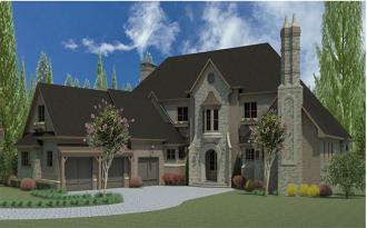 Tudor House Plans Architectural Styles From Elegant