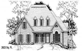 Elegant House Plans' huge collection of plans