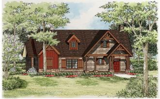 Blowing Rock House Plans blueprints, architectural drawings