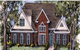burke residential Builders house plans