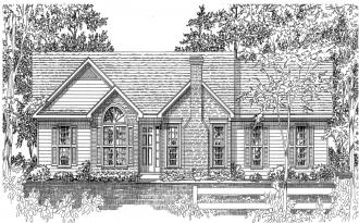 Coleman House Plans Builders Floor Plans, Blueprints, Architectural Drawings  for Home Construction