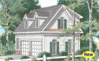 Garage home construction with [node:title] Floor Plans, Architectural Drawings Blueprints from Elegant House Plans online collection from licensed Home Building Designers which can be customized.