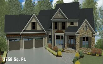 Floor Plans, Architectural Drawings Blueprint