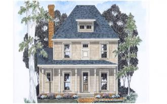 lynchburg Elegant House Plans