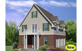 Elegant House Plans' huge collection of plans include the [node:title] for Builders with Floor Plans, Blueprints, Architectural Drawings